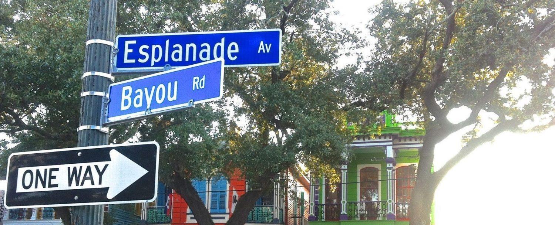 Esplanade Ave