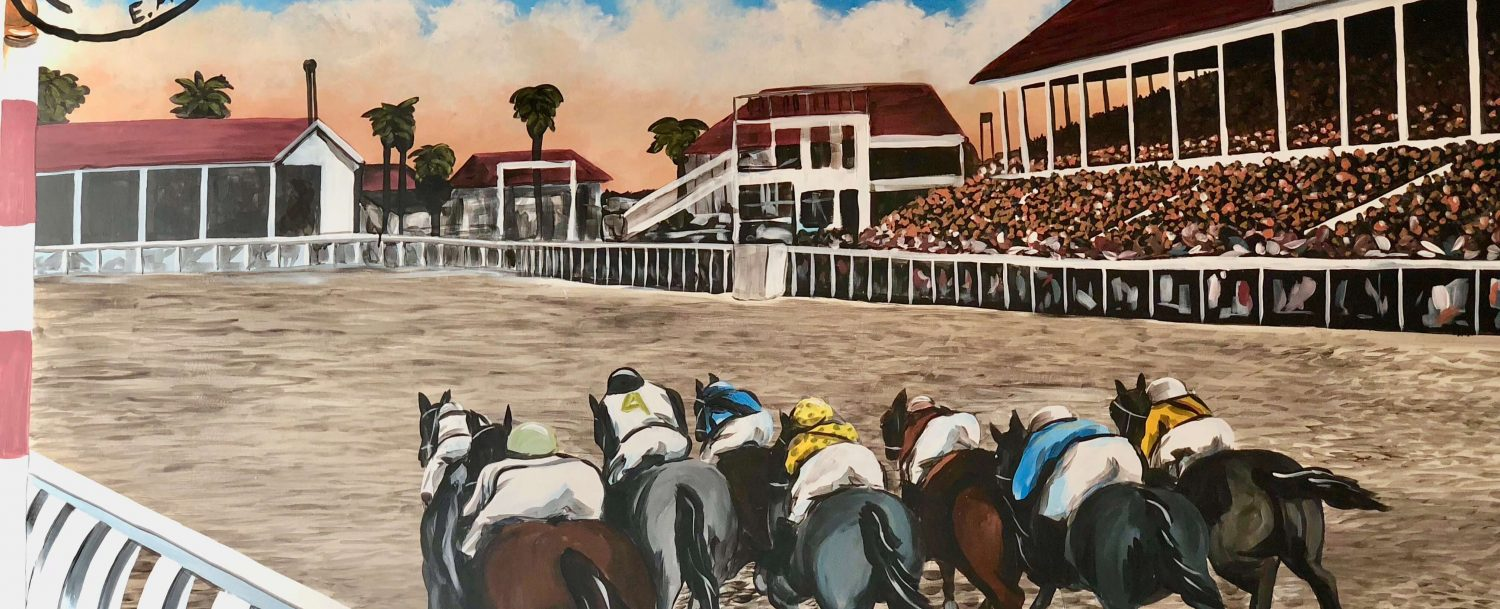 Fair Grounds race in New Orleans