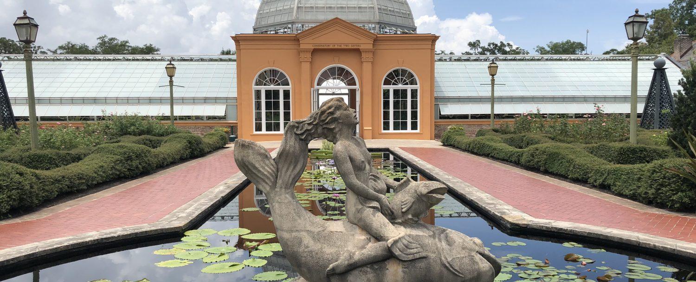 New Orleand Botanical Gardens