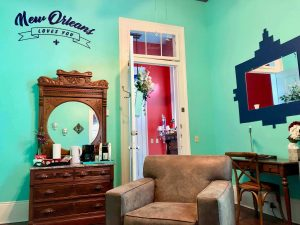 sitting room, Clio Suite