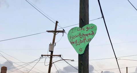 Heart Sign in Treme
