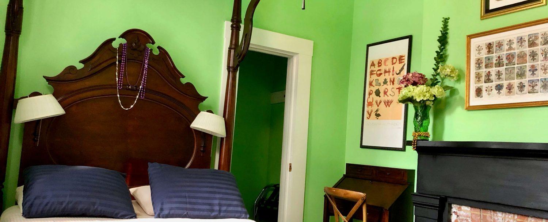 Le Pelican Suite, La Belle Esplanade, New Orleans