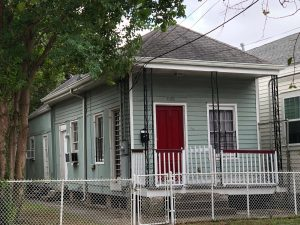 Not a New Orleans Witch House