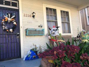 Halloween House in New Orelans