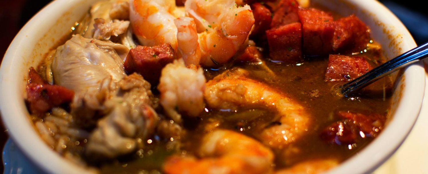 Gumbo in New Orleans