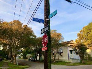 A New Orleans neghborhood