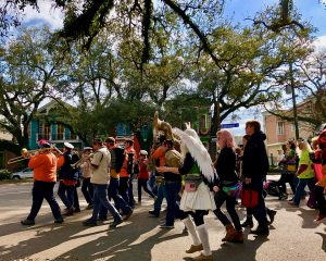 Krewe of Dead Beans Parade