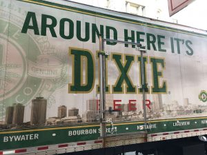 Around here it's Dixie!